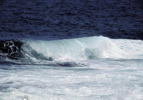 Meeresbrandung, Atlantik