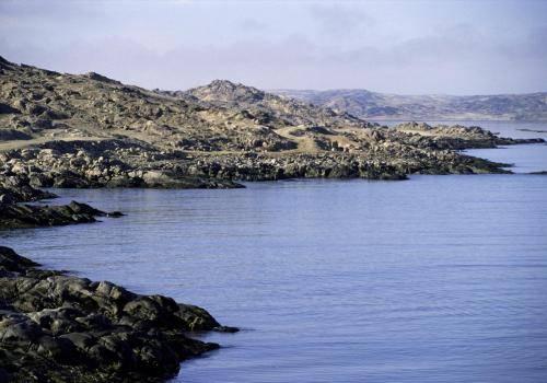 Meeresbuchten bei Lüderitz