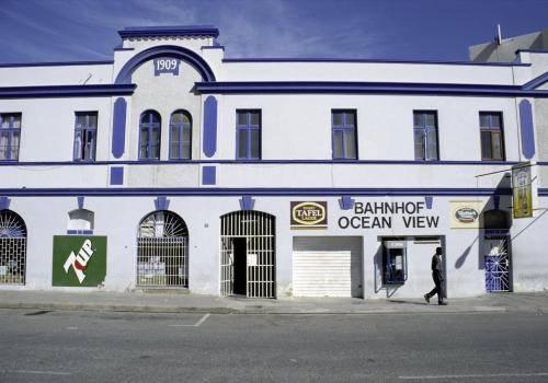 Alter Bahnhof in Lüderitz