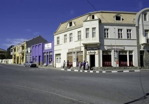Innenstadt von Lüderitz