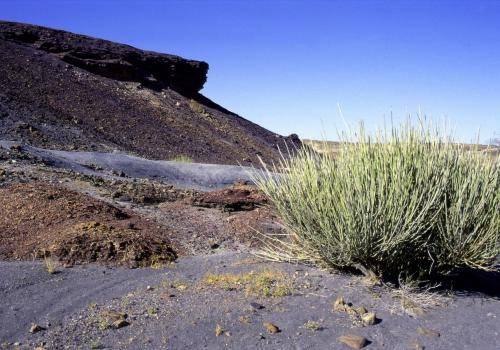 Verbrannter Berg bei Twyfelfontein