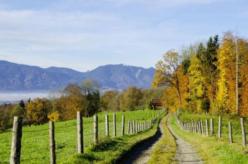 Blick von der Guglhör ins Werdenfelserland
