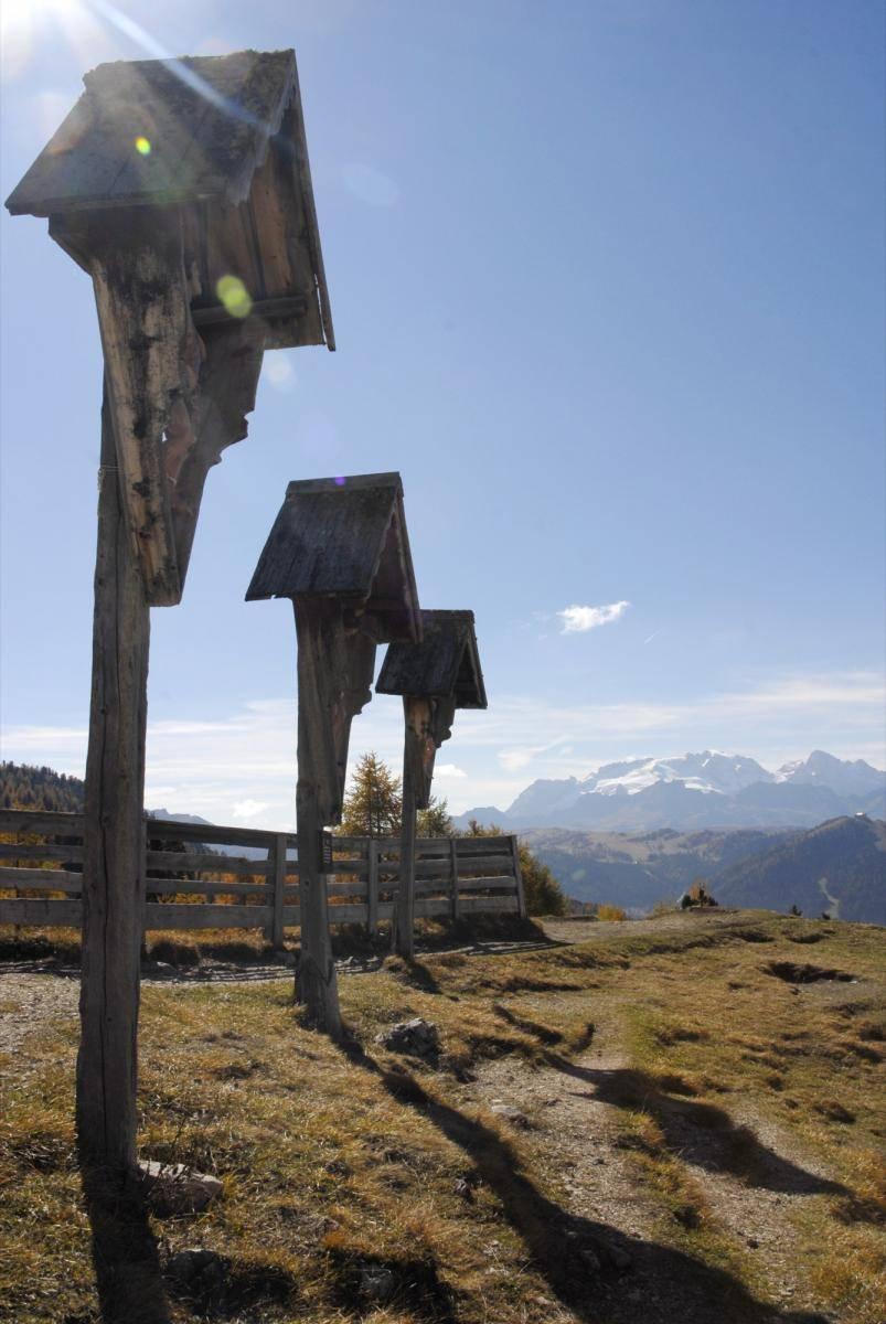 Heilig Kreuz Wanderweg