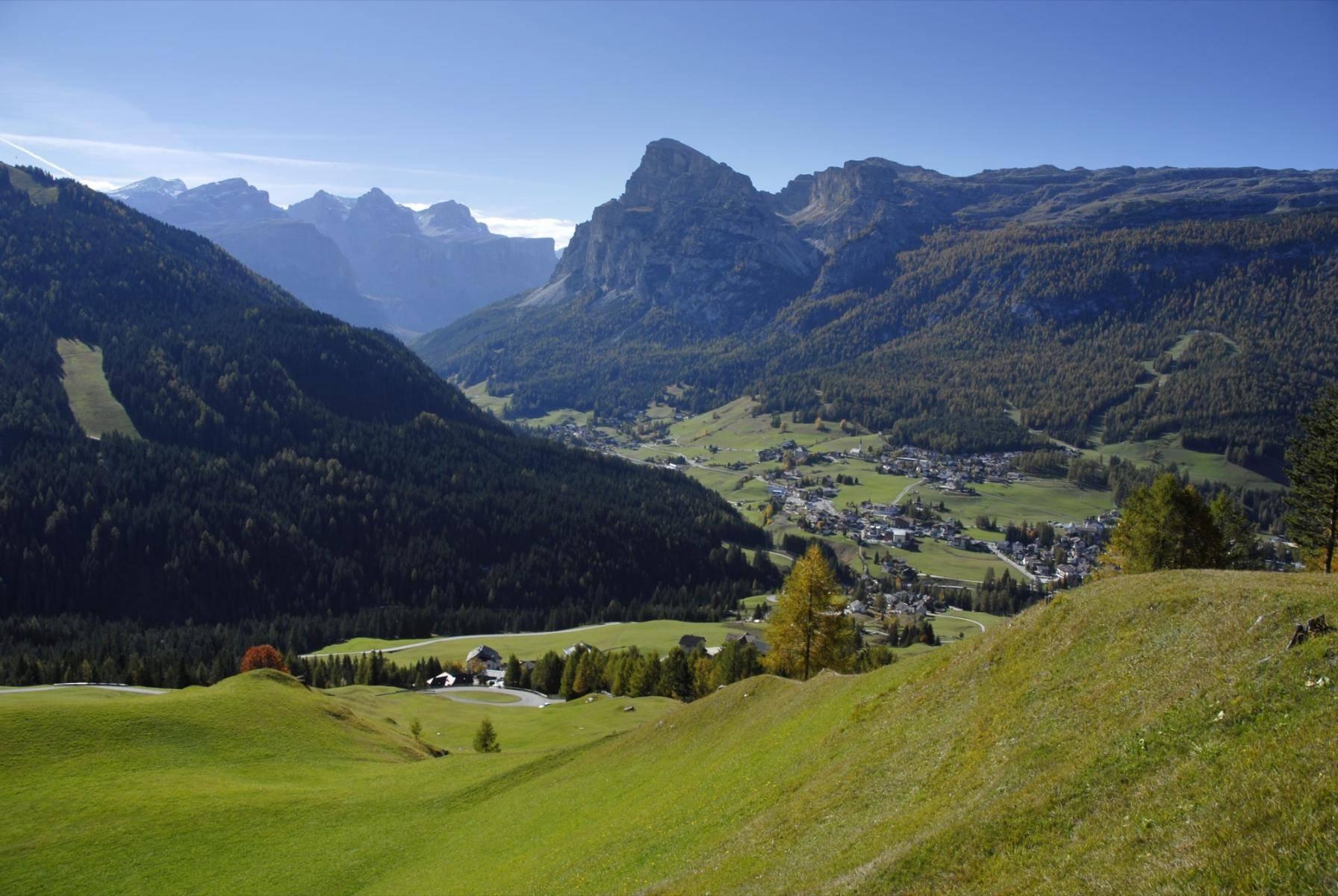 Das Tal von Alta Badia