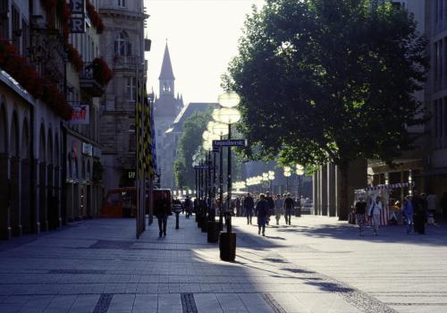Neuhauser Straße in München