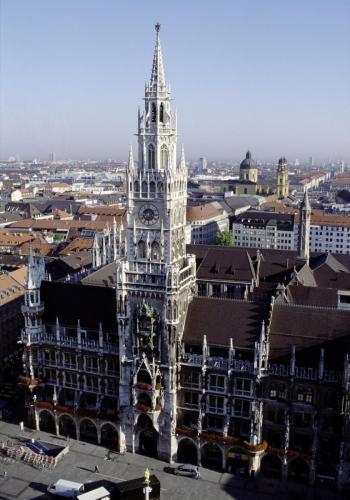 Neues Rathaus in München