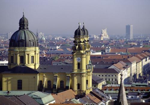 Theatiner Kirche in München