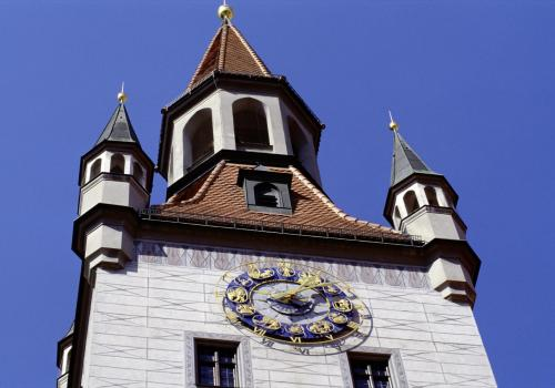 Alter Rathausturm in München