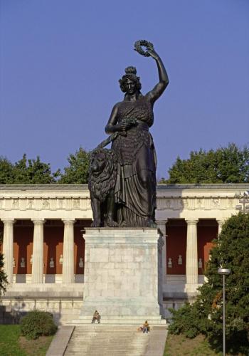 Die Bavaria Statue
