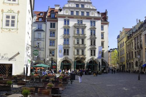 Das Orlando am Platzl in München
