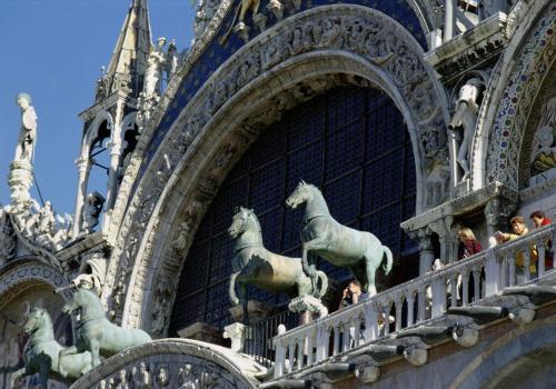 Basilika San Marco (Markuskirche) in Venedig