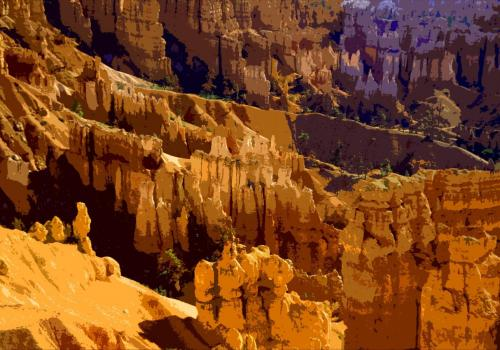 Bryce Canyon Nationalpark, Utah, USA