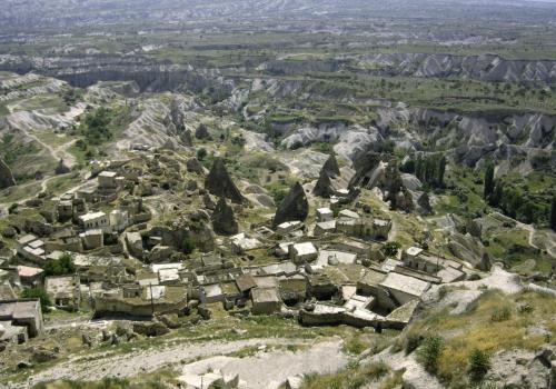 Göreme in Kappadokien Türkei