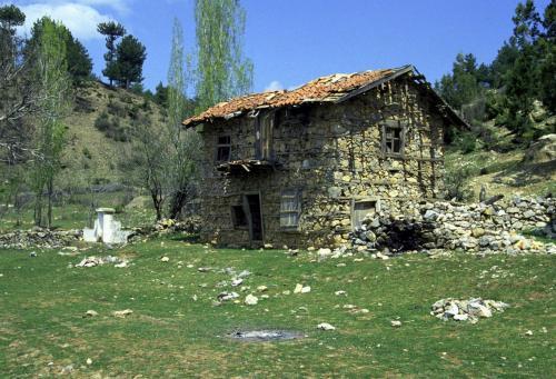 Ein Erdbebenunsicheres Haus
