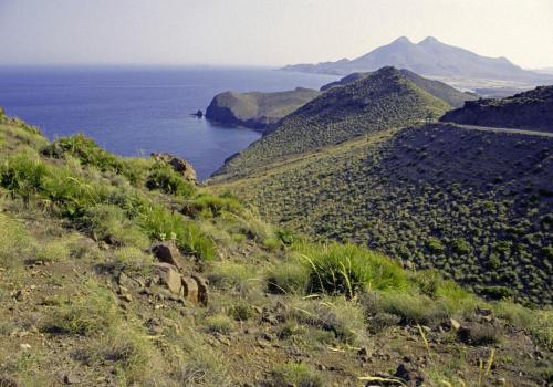 Grandiose Landschaften an der Westküste Spaniens