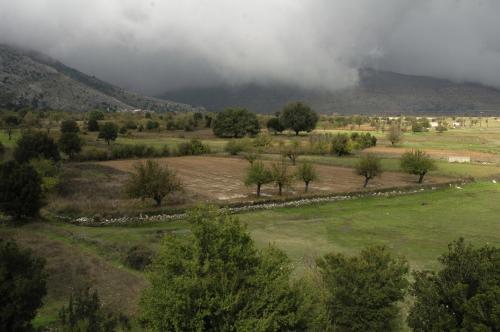 Die Lassithi Hochebene in Kreta, Griechenland