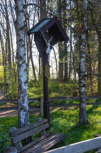 Wegkreuz bei der Guglhör Nähe Murnau