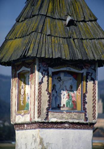Marterl bei Olang, Italien