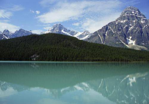 Peyto Lake an der Icefields Parkway