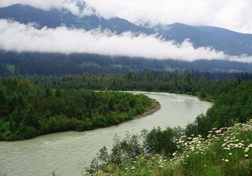"""Fraser River """"Fluss ohne Wiederkehr"""", Kanada"""