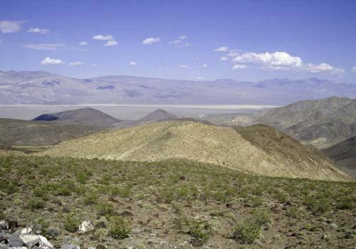 Wüstenartige Landschaft in Utah
