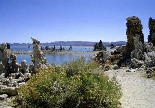 Tuffsteingebilde am Mono Lake