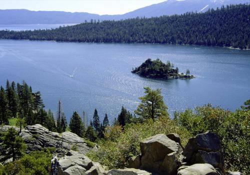Lake Tahoe, Nevada, Kalifornien