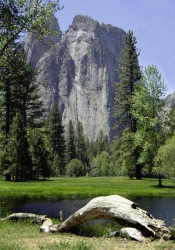 El Capitan im Yosemite Nationalpark
