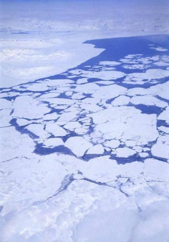 Arktisches Eismeer