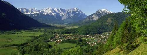 Loisachblick bei Oberau