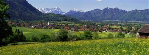 Ohlstadt bei Murnau