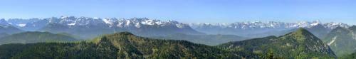 Panorama von Rabenkopf