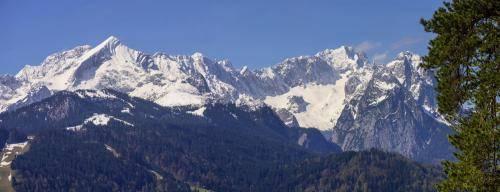 Zugspitz mit Alpspitz