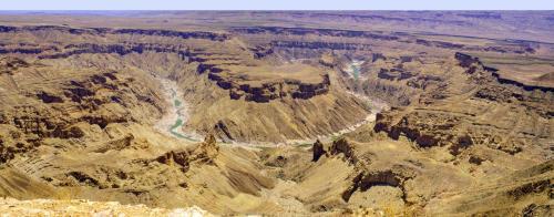 Fischfluss Canyon im Süden Namibias,