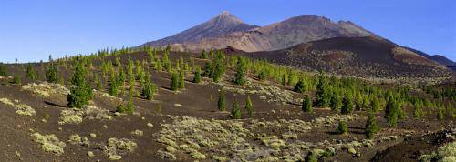 Teneriffa, Teide Nationalpark