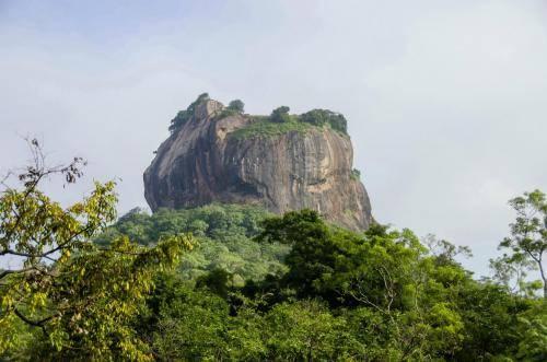 Sigiriya Rock Fortress, Löwenfelsen, Sri Lanka