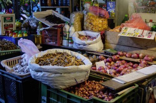 Gemüse, Gewürze und Obst, Sri Lanka