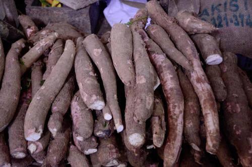 Gemüse, Gewürze und Obst auf den Märkten in Sri Lanka